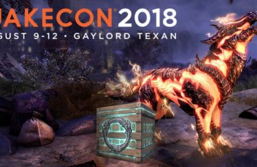 The Elder Scrolls Online Free Play, Sale & More Coming with QuakeCon 2018