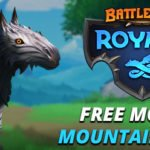 Battlerite Royale: Zebra Mount Key