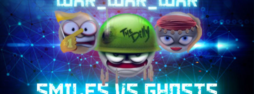 WAR_WAR_WAR: Smiles vs Ghosts for Free!