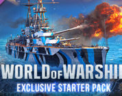 Win a Free World of Warships: Exclusive Starter Pack DLC Steam Key! [ENDED]