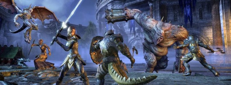 The Elder Scrolls Onlline: Retake the Capital During the Imperial City Celebration Event!