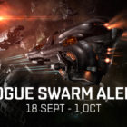 EVE Online: Rogue Swarm Alert Returns – September 18th!