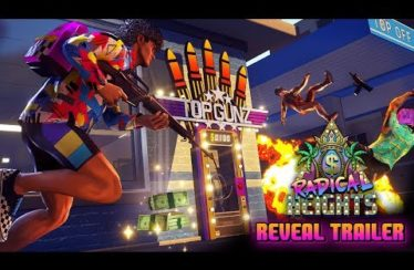 Radical Heights Gameplay Trailer