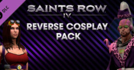 Saints Row IV – Reverse Cosplay Pack DLC