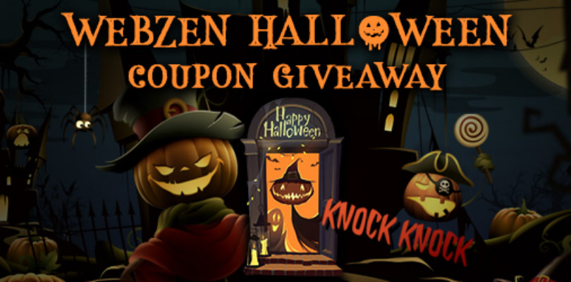 Webzen Games Halloween Giveaway! [ENDED]