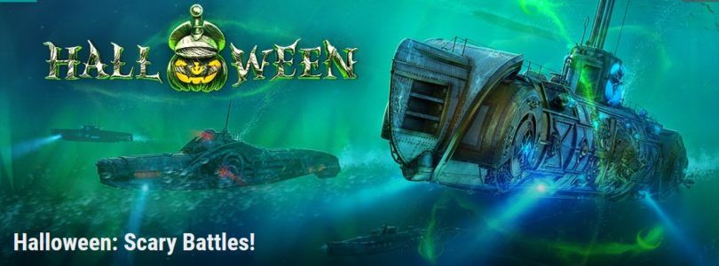 World of Warships: Halloween – Scary Battles!