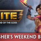 SMITE – Publisher's Weekend [ENDED]