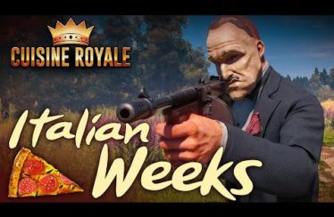 Cuisine Royale Italian Weeks Trailer