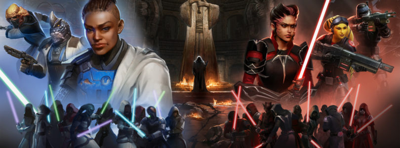 Star Wars: The Old Republic – Knights of the Eternal Throne