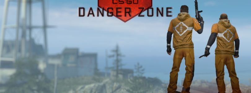 Counter-Strike: Global Offensive – Welcome to the Danger Zone