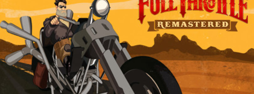 Free Full Throttle Remastered (GOG) [ENDED]