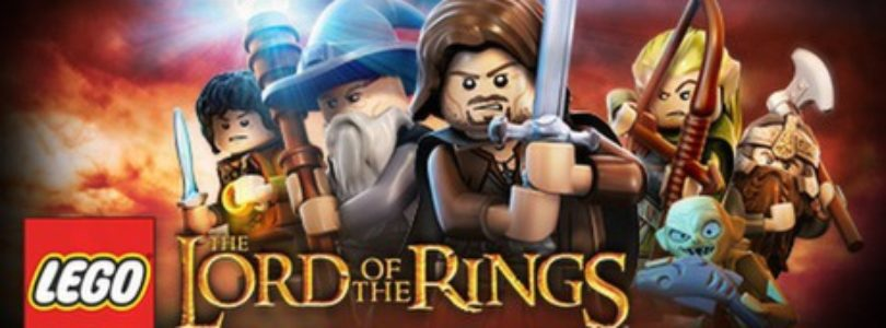 Free LEGO: The Lord of the Rings! [ENDED]