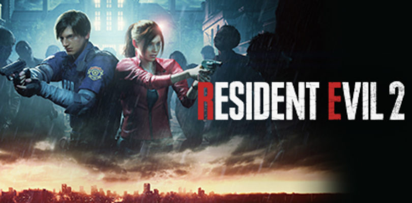Get a RESIDENT EVIL 2 / BIOHAZARD RE:2 Key for Free! [ENDED]