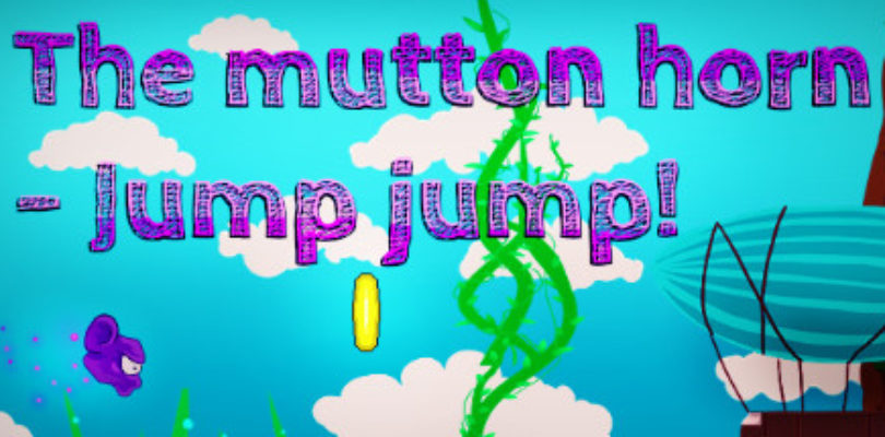 The mutton horn – Jump jump! for Free!