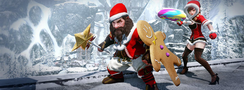ArcheAge: Winter Festivities