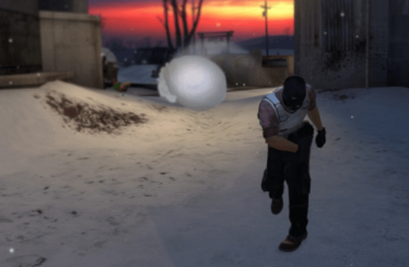Counterstrike: Global Offensive – Winter Wonderland