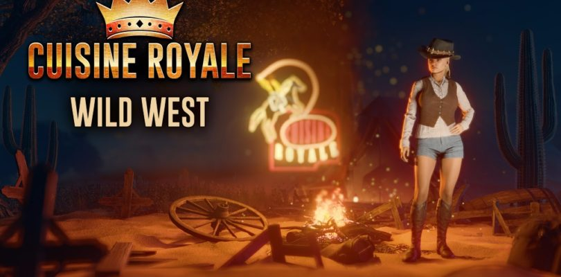 "Cuisine Royale: The ""Wild West"" Season has Begun!"