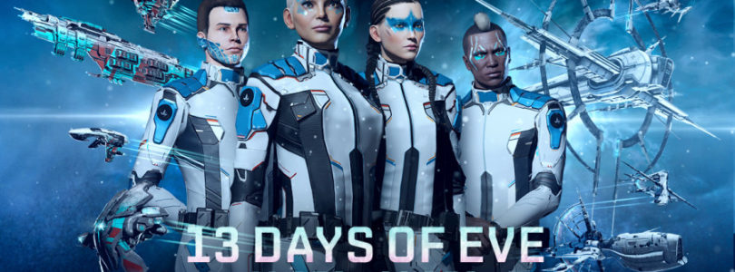 EVE Online: 13 Days Of EVE Is Now Live!