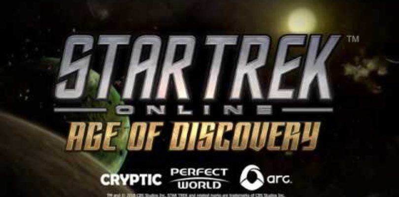 Star Trek Online: Age of Discovery Spore Engineer Pack Key Giveaway [ENDED]