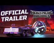 Heavy Metal Machines Launch Pack Key Giveaway [ENDED]