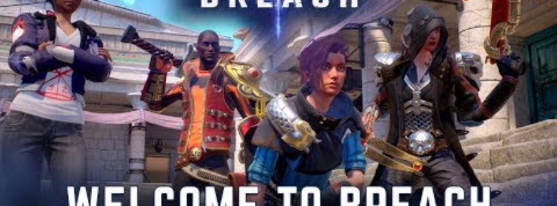 Breach Steam Early Access Key Giveaway