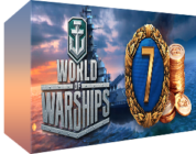 World of Warships Starter Pack Code Giveaway