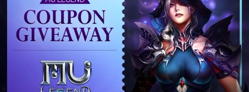 Mu Legend Gift Key Giveaway!