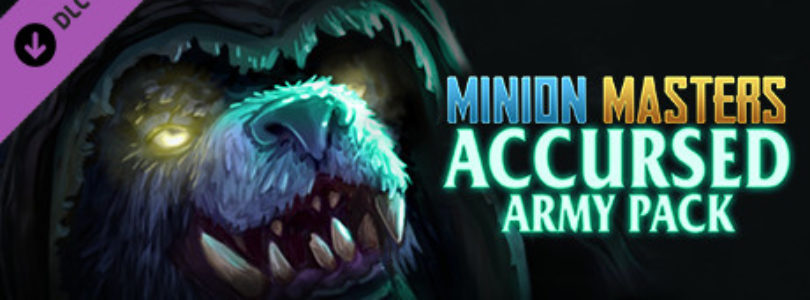 Free Minion Masters ? Accursed Army Pack on Steam [ENDED]