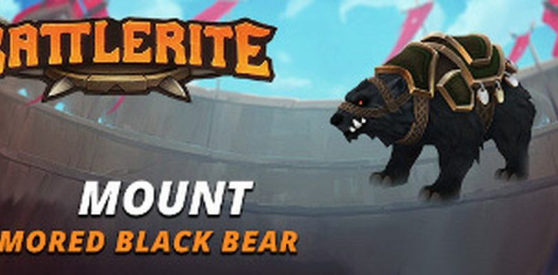 Battlerite ? Armored Black Bear Steam keys giveaway [ENDED]