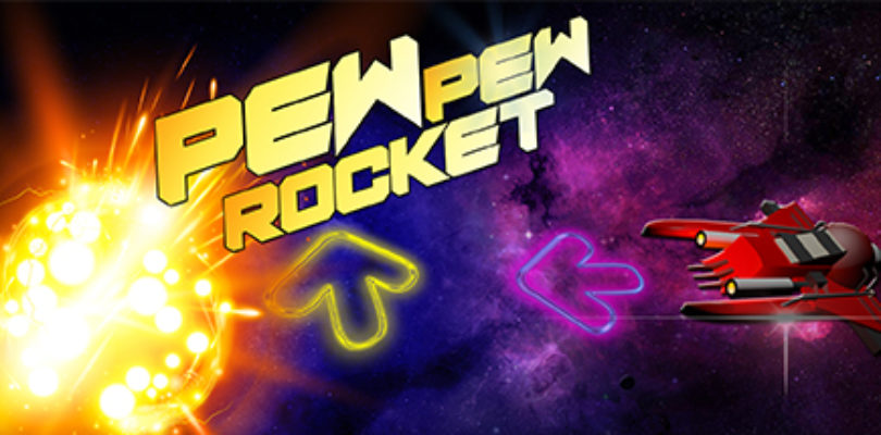 Pew Pew Rocket Steam keys giveaway [ENDED]
