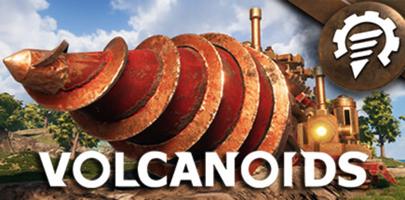Volcanoids Early Access Steam Game Key