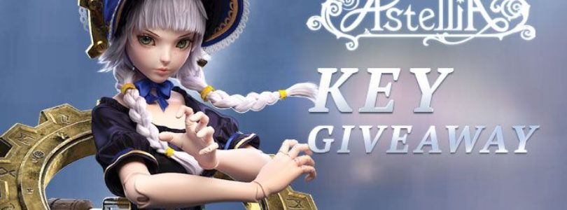 Astellia Closed Beta Key Giveaway! [ENDED]