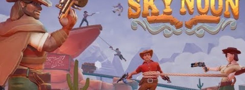Sky Noon Exclusive Closed Beta Key Giveaway