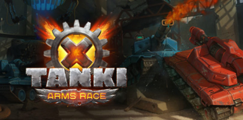 Tanki X Premium Pack Key Giveaway [ENDED]