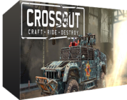 Crossout Gift Pack Key Giveaway [ENDED]