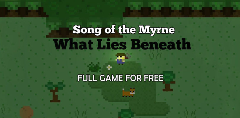 Free Song of the Myrne: What Lies Beneath [ENDED]