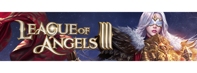 League of Angels 3 Launch Giveaway