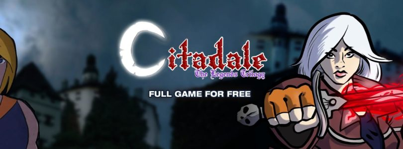 Free Citadale: The Legends Trilogy