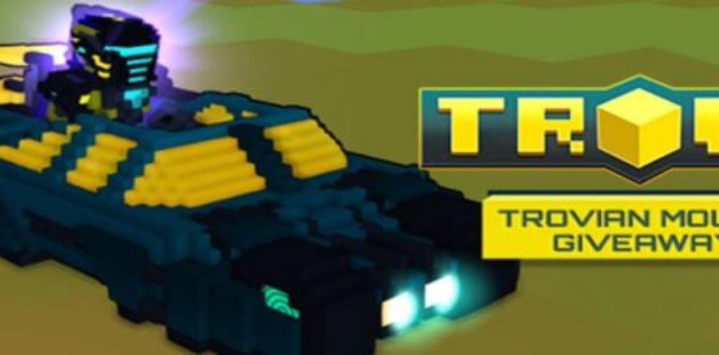 Grab a Trove batmobile in our summer mount giveaway courtesy of Gamigo