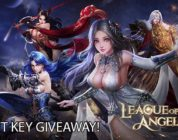 League of Angels III Gift Key Giveaway!