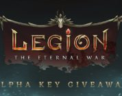 Legion: The Eternal War Alpha Key Giveaway! [ENDED]