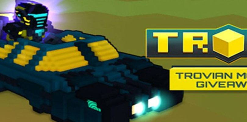 Trove ? Trovian Tumbler Mount Giveaway [ENDED]