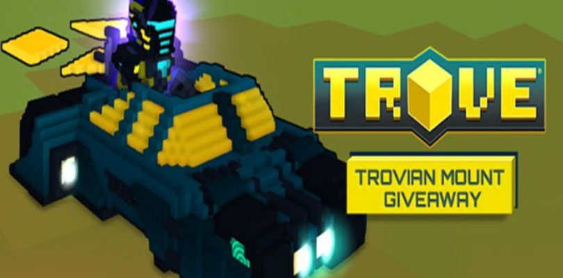 Trove Free Trovian Tumbler Mount Giveaway!