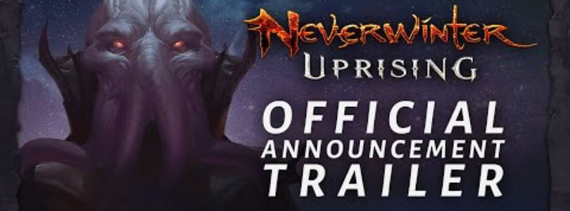 Neverwinter: Uprising Wild Rover's Pack Key Giveaway