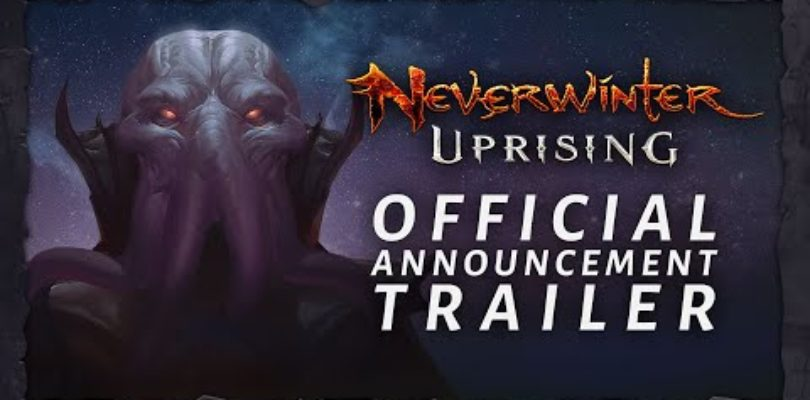 Neverwinter: Uprising Wild Rover?s Pack Key Giveaway [ENDED]
