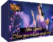 Age of Wushu Gift Key Giveaway