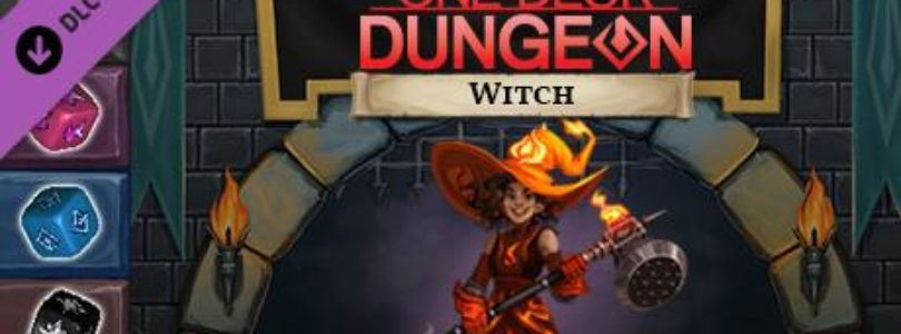 Free One Deck Dungeon ? Witch on Steam [ENDED]