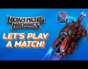 Heavy Metal Machines Judge & Justice Pack Key Giveaway