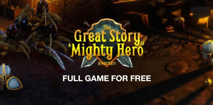 Free The Great Story of a Mighty Hero ? Remastered [ENDED]
