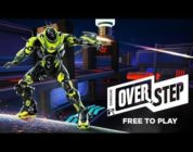 Overstep Exclusive Early Access Release Skin